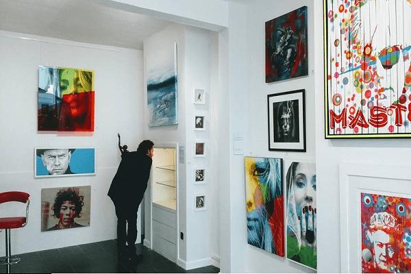 Fleek Gallery in Ilfracombe