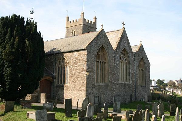 Ilfracombe Holy Trinity Parish Church