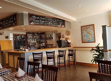 Giovanni & Luca Italia Restaurant in Ilfracombe
