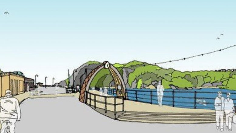Latest plans for the harbour